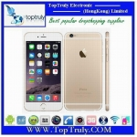 Factory unlocked iphone 6s plus 64GB cell phone gold bult order will low price