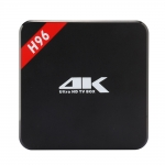 New H96 KODI Chip Amlogic S905 Quad Core Android 5.1 TV set Box 8GB smart tv top set  box