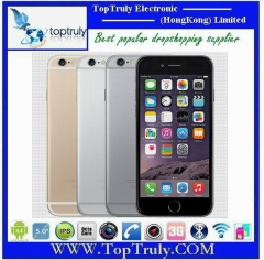 factory unlocked original iphone 6s 64GB silver color in store factory refurbished china supply from foxconn