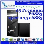 Original Sony xperia Z5 Premium E6883 Octa Core cell phone