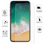 Hat-Prince for iPhone X 0.1mm TPU+TPE+PET Material 3D Full Screen Explosion-proof Soft Screen Protector Water Condensate Film