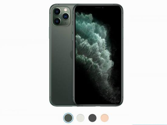 256gb iPhone 11 pro max Smart Phone