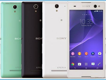 Sony Xperia C3 D2533