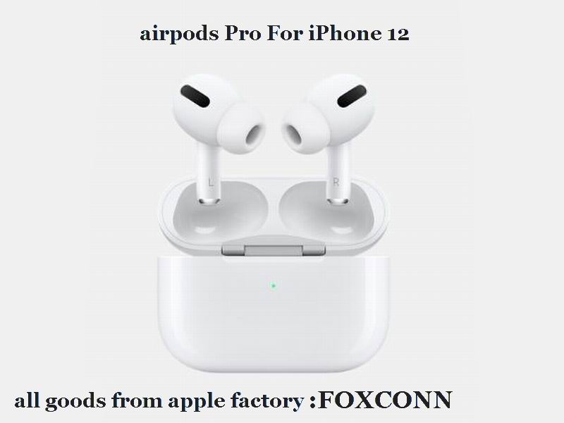original airpods pro from foxconn